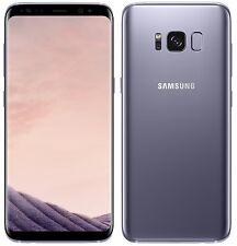 "Samsung Galaxy S8+ SM-G955F Orchid Gray (FACTORY UNLOCKED) 6.2"" 64GB 4GB RAM"