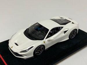 1/43 BBR Ferrari F8 Tributo Avus White Suede base. BBRC224C2. #14 of 28