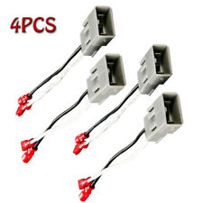 4Pcs Speaker Connector Harness Adapter for SP-7800 72-7800 Select Honda Acura US