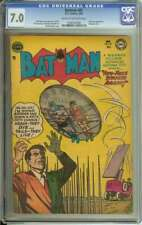BATMAN #81 CGC 7.0 CR/OW PAGES // TWO-FACE APPEARANCE