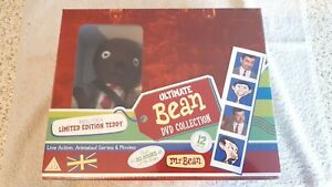 Mr Bean - The Ultimate Collection (12-Disc dvd Set) inc. Limited edition teddy