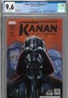 Kanan 1 CGC 9.6 BAM VARIANT Star Wars Rebels 1st Sabine Wren Ezra Hera Chopper
