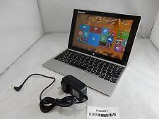 "Lenovo Miix 2 10.1"" Tablet Atom 1.3GHz 64GB 2GB RAM Windows 8.1 Silver Keyboard"