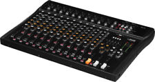 Monacor IMG STAGELINE MXR-120 12-Kanal-Audio-Mischpult Mischpulte, Analoge