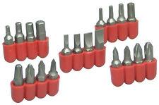 Bit Set Bits Steckschlüssel Satz Torx Sechskant Werkzeug für Inbus Schrauben neu