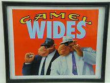 "Vintage 1992 JOE CAMEL The Wides Calendar Advertisement. 12"" x 9.5"" Unframed"