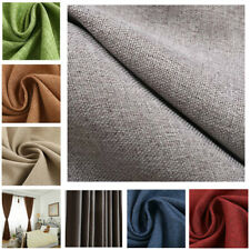 Luxury Modern Blackout Curtains Living Room Bedroom Solid Curtains Window Decor