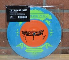 """TINY MOVING Parts - Old Maid + Coffee With Tom, Ltd 7"""" COLORED VINYL + Download"""