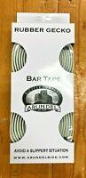 Arundel Rubber Gecko Bar Tape - White