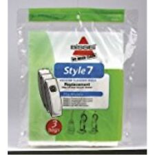 Bissell Lift-Off Vacuum Bag Style 7 Fits : Bissell Bagged 3 / Pack