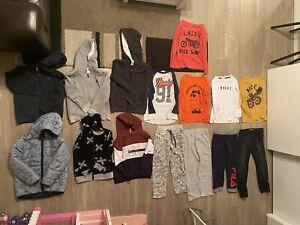 Boys Mixed Winter Clothing Size 5 Bulk Buy/Kids Clothing
