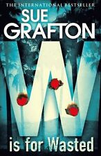 W is for Wasted (Kinsey Millhone Alphabet Series),Sue Grafton- 9780330512794