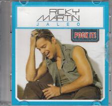 "Ricky Martin - Jaleo (3"") Mini Pock it CD 2003 Latin"