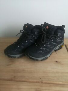 New merrell mens moab 2 gore-tex hiking shoes 10 black