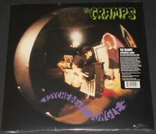 THE CRAMPS psychedelic jungle USA LP new sealed 150 GRAM VINYL standard edition
