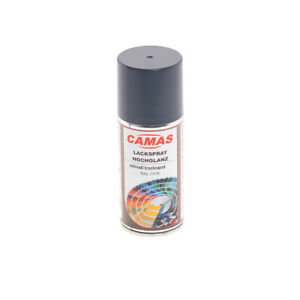 Camas Farbspray RAL7016 Anthrazit Reparaturspray Doppelstabmattenzaun Lack Farbe