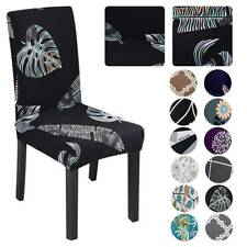 Stretch Seat Chair Cover Protector Slipcover Dining Wedding Party Home DIY Decor