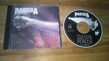 CD Metal Pantera - Vulgar Display Of Power (11 Song) ATCO GERMANY