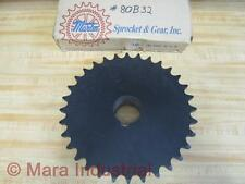 Martin 80B32 Sprocket