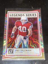 2020 Donruss Football #Ls-Pt Legends Series Pat Tillman Holo Insert Cardinals