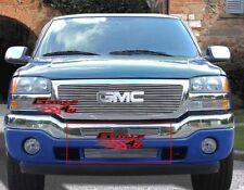 Fits 03-06 GMC Sierra 1500/2500/3500 Billet Grille Combo