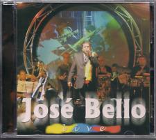 Salsa en vivo RARE CD Jose Bello LIVE Guererra PALABRA AMIGO Ramona BASTA YA