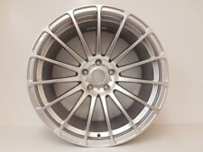 "4 X 20"" Silver Wheels & Tyres Fits Chrysler 300 C, Dodge Charger, CRD, SRT,"