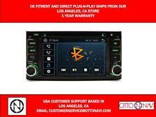 GPS NAVIGATION DVD BT RADIO HEAD UNIT CD PLAYER 07-12 08 09 10 FOR FJ CRUISER