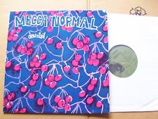 MECCA NORMAL,DOVETAIL lp m-/m(-) k-records KLP14 , i guess made in USA 1992