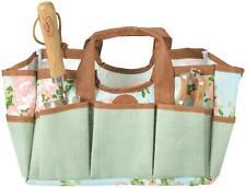 Esschert's Garden Womens Floral Rose Design Gardening Tool & Trimmings Bag