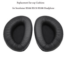 1 Pair Ear Pads Replacement Ear Pads Cushions for Sennheiser RS160 RS170 RS180