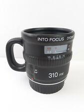 Camera Lens Mug Photography Realistic Lens Coffee Mug