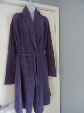 Stunning Passport  Long    Merino Wool Mohair  Cardigan  size 42  UK16/18