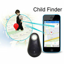 Smart Bluetooth Tracer GPS Locator Alarm Wallet Tracker Cat Dog Kids Finders