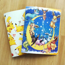 X1 Pokemon Card Folder Binder A4 (9-Pocket) Trading Cards Collection File Gifts