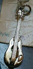 Bracelet J33 Guitar Sterling Silver Vintage Charm