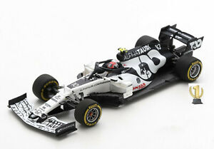 1:43 Spark S6480 Alpha Tauri AT01, Winner Italy Gp 2020 Pierre Gasly #10