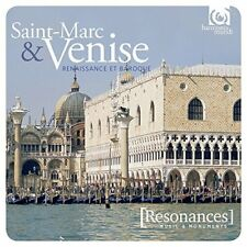 Resonances: St Marks and Venice  CD NEUF