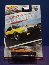 Hot Wheels 2017 Car Culture Modern Classics '85 HONDA CR-X, No. 2/5. Mint Card.
