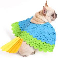 Cane Ali Mantello Sniffing Pastiglia Animali Panno Halloween Costume Per Medio L
