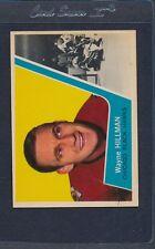 1963/64 Topps #027 Wayne Hillman Blackhawks EX/MT *115