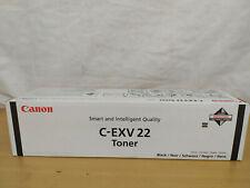 Canon C-EXV 22 Original Toner Cartridge Black iR 5055 5065 5075