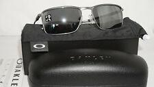 Oakley New Sunglasses Conductor 6 Lead Black Iridium Polarized OO4106-02