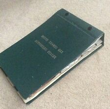 NORTH THAMES GAS AUTHORISED DEALER SALES BOOK 1970/71