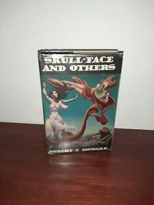 Skull-Face and Others Robert E. Howard 1st Hardcover Arkham House