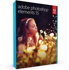 Adobe Photoshop Elements 15 for Windows & Mac - Full Version ✔NEW✔
