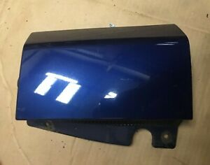 VAUXHALL MERIVA A MK1 2002-10 DRIVER SIDE REAR CORNER TRIM PANEL BLUE 13130028