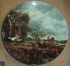 Royal Doulton Constable The Leaping Horse Collectors Plate