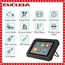Auto Car OBD2 Full System Diagnostic Tablet ABS EPB CVT TPMS BRT Scanner Tool us