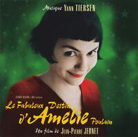 Yann Tiersen CD Le Fabuleux Destin D'Amélie Poulain - Europe (M/M)